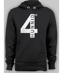 yg young gangsta 4 hunnid degrees pull over hoodie