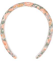 gucci x liberty floral-print headband - neutrals