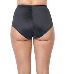 faja panty control fuerte negro leonisa 01282