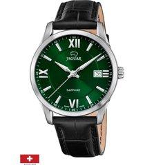reloj acamar verde jaguar