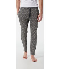 pantalone lungo in jersey stampato