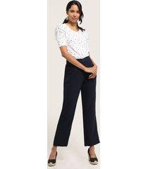 pantalón clásico  con bolsillos-4