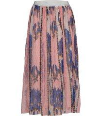 atika skirt knälång kjol rosa unmade copenhagen