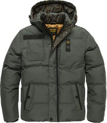 hooded jacket poly 6026