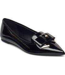 belle flex flat ballerinaskor ballerinas svart michael kors shoes