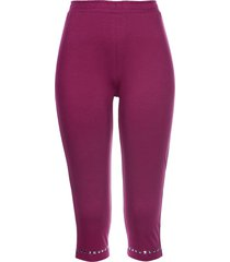 leggings a pinocchietto (viola) - bpc selection