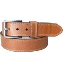 lejon men's springcreek oil tanned harness leather casual work jean belt