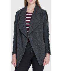 cardigan io  crudo - calce regular