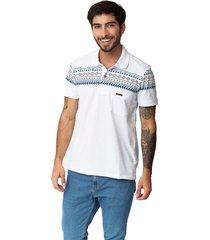 camiseta tipo polo-puntazul-41448-blanco