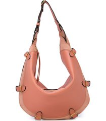 altuzarra large play bag - pink