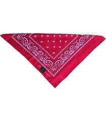 bandana rich young vermelha