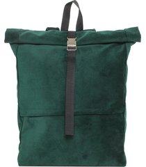 plecak zielony puszek
