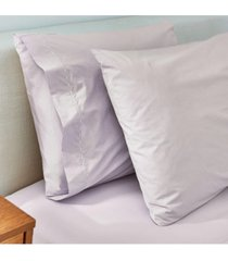 splendid washed percale standard pillow case pair bedding