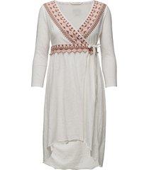 get-a-way l/s dress jurk knielengte crème odd molly