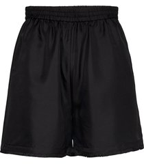 madelyn short shorts flowy shorts/casual shorts svart filippa k