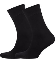basic p. so 2p lingerie socks regular socks svart esprit socks