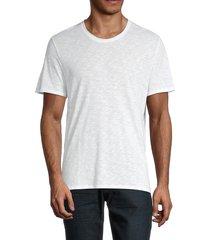 zadig & voltaire men's short-sleeve cotton tee - navy - size s