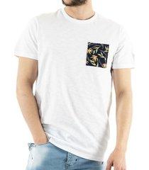 t-shirt korte mouw le temps des cerises -