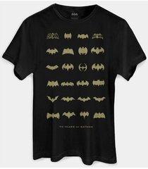 camiseta dc comics batman 75 anos s collection bandup!