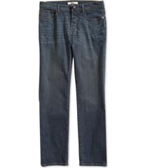 tommy hilfiger adaptive men's relaxed oscar jeans with magnetic fly