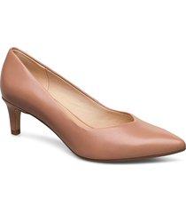 laina55 court shoes heels pumps classic rosa clarks