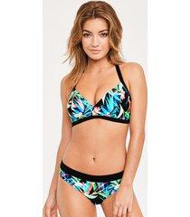 taupo fuller bust soft triangle bikini top