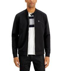 inc international concepts men's wilson moto jacket, created for macy's