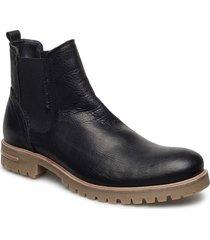 kevin chs shoes chelsea boots svart björn borg