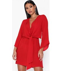 ax paris v neck long sleeve dress skater dresses