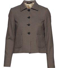 fabienne jacket blazers casual blazers grå morris lady