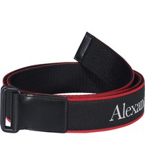 alexander mcqueen camera belt