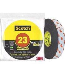 fita isolante scooth 3m, 19 mm x 10 metros - h0002185603