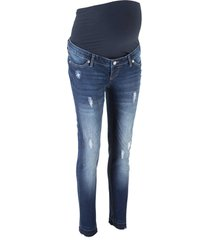 jeans prémaman skinny (blu) - bpc bonprix collection