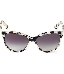 57mm cateye sunglasses