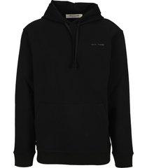 1017 alyx 9sm alyx black logo hoodie