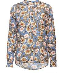 l/s shirts blouse lange mouwen multi/patroon signal