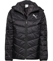 active jacket b gevoerd jack zwart puma