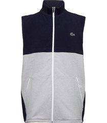 sh9618-00_3y4 vest multi/patroon lacoste