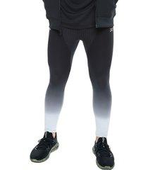 pantalón negro-gris-blanco under armour