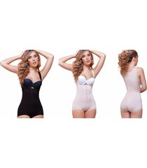 firm control powernet body shaper - fajas reductoras