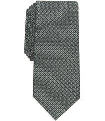 alfani men's pearl geo necktie, created for macy's