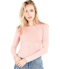 camiseta bot rosa daily basics
