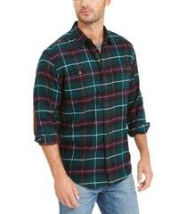 pendleton men's hawthorne flannel shirt