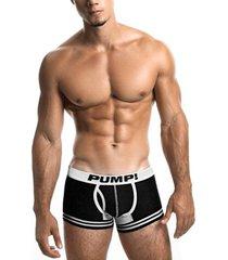 hombres ropa interior de boxeo verano malla ropa interior divertida transpirable