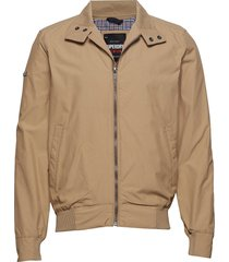 montauk harrington jacket tunn jacka beige superdry