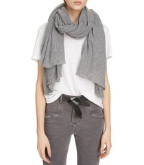 women's isabel marant zephyr cashmere scarf