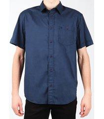 overhemd korte mouw wrangler s/s 1pt shirt w58916s35
