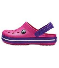 crocs crocs crocband kids rosa