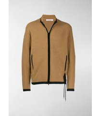 craig green zipped sweatshirt