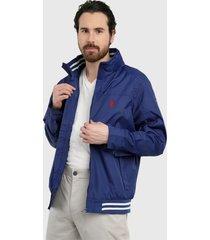 chaqueta azul-blanco-rojo us polo assn